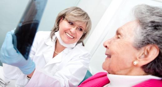 טיפולי שיניים בגיל הזהב